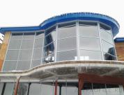 Фасад ресторана сложной формы фото 5