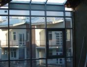 Стеклянная крыша из алюминиевого профиля фото 2