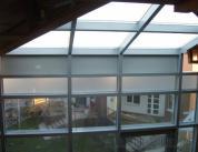 Стеклянная крыша из алюминиевого профиля фото 4
