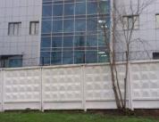 Остекление фасада алюминиевым профилем фото 13