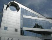 Остекление фасада алюминиевым профилем фото 22