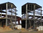 Строительство фасада спорткомплекса фото 4