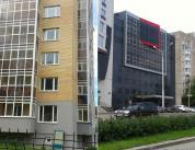Остекление фасада жилого дома