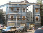 Остекление и реконструкция фасада