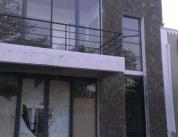 Современное остекление фасада