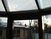 зимний сад пристройка фото 3 вид изнутри