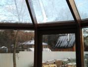 зимний сад пристройка фото 4 вид изнутри