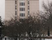 Остекление поликлиники м. Рижская фото 2