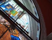 Витраж в павильоне Земледелие ВДНХ, фото 9