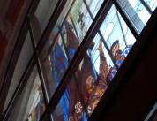 Витраж в павильоне Земледелие ВДНХ, фото 10