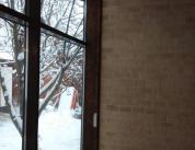Зимняя комната отдыха. Дерево и алюминий, фото 13